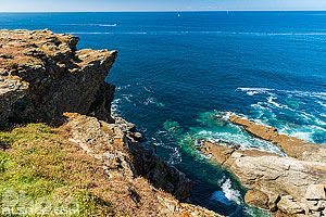 Photo : Pointe de l'Enfer, Ile de Groix, Morbihan (56)