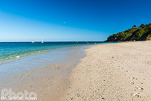Photo : Plage des Grands Sables, Ile de Groix, Morbihan (56)