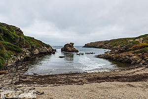 Photo : Port Saint-Nicolas, Ile de Groix, Morbihan (56)