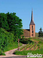 Photo : Eglise des Saints-Innocents, Blienschwiller, Bas-Rhin (67)