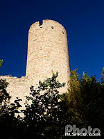 Photo : Chateau d'Andlau, Andlau, Bas-Rhin (67)