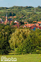 Photo : Village de Still, Bas-Rhin (67), Alsace, France