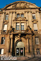 Photo : Prefecture, Place de la Republique, Strasbourg, Bas-Rhin (67)