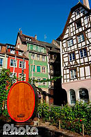 Photo : Place des Tripiers, Strasbourg, Bas-Rhin (67), Alsace, France