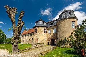 Château de Lorentzen, Lorentzen, Alsace Bossue, Bas-Rhin (67), Alsace, France