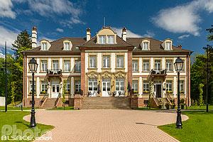 Château Teutsch (ou château Hochberg), Wingen-sur-Moder, Bas-Rhin (67), Alsace, France
