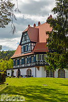 Photo : Villa Lalique, Wingen-sur-Moder, Bas-Rhin (67), Alsace, France