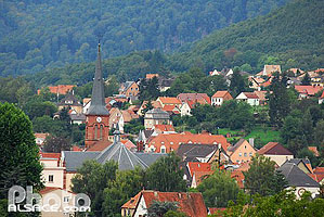Photo : Niederbronn, Bas-Rhin (67)