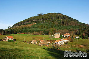 Photo : Le Climont, Urbeis, Bas-Rhin (67)