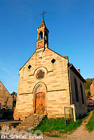 Photo : Eglise de Thal-Drulingen, Alsace Bossue, Bas-Rhin (67), Alsace, France