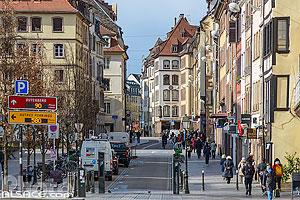 Rue du Vieux Marché aux Poissons, Strasbourg, Bas-Rhin (67), Alsace, France