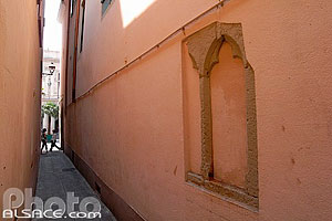 Photo : Ruelle Sainte-Marguerite, Strasbourg, Bas-Rhin (67), Alsace, France