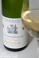 Photo : Gewurztraminer vendange tardive, Bas-Rhin (67), Alsace, France
