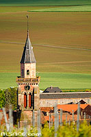 Photo : Eglise Saints Pierre et Paul, Nordheim, Bas-Rhin (67)
