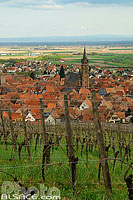 Photo : Dambach-la-Ville, Bas-Rhin (67), Alsace, France
