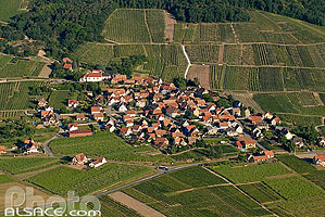 Photo : Village de Dieffenthal, Bas-Rhin (67)