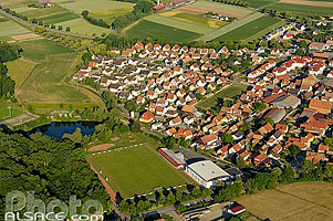 Photo : Lotissement, Ebersheim, Bas-Rhin (67), Alsace, France