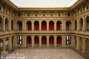 Photo : Aula du palais universitaire, Strasbourg, Bas-Rhin (67)