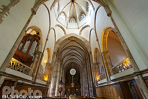 Photo : Eglise Saint-Thomas, Strasbourg, Bas-Rhin (67)