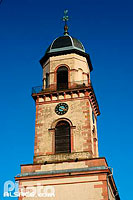 Photo : Eglise Saint-Hippolyte, Saint-Hippolyte, Haut-Rhin (68), Alsace, France