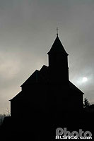 Photo : Eglise Saint-Michel, Labaroche, Haut-Rhin (68)
