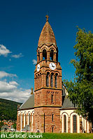 Photo : Eglise Saint-Blaise (Eglise de l'Emm), Sondernach, Haut-Rhin (68), Alsace, France