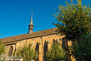 Photo : Eglise des Dominicains, Place des Dominicains, Colmar, Haut-Rhin (68), Alsace, France