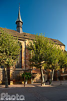 Photo : Eglise des Dominicains, Place des Dominicains, Colmar, Haut-Rhin (68)