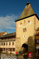 Photo : Porte de France, Turckheim, Haut-Rhin (68)