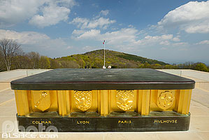 Photo : Nécropole national du Vieil Armand (Hartmannswillerkopf), Wattwiller, Haut-Rhin (68)