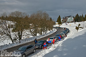 Photo : Station du Lac Blanc, Orbey, Haut-Rhin (68)