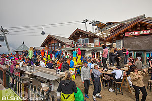 Photo : La Folie Douce Méribel-Courchevel, Méribel, Les Allues, Savoie (73)