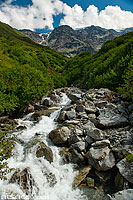 Photo : Torrent des Nants, Pralognan-la-Vanoise, Savoie (73)