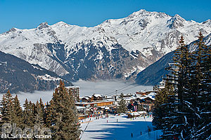 Photo : Courchevel 1850, Saint-Bon-Tarentaise, Savoie (73)