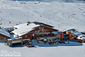 Photo : Chalets du Thorens, Val Thorens, Saint-Martin-de-Belleville, Savoie (73)