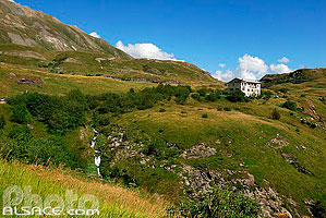 Photo : Refuge du Grand Scala, Val Cenis, Haute Maurienne, Savoie (73)
