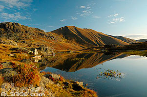 Photo : Lac Guichard et l'Ouillon, Saint-Sorlin d'Arves, Maurienne, Savoie (73)
