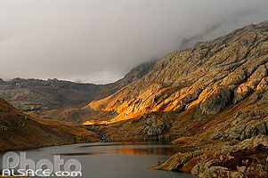 Photo : Lac Bramant, Saint-Sorlin d'Arves, Maurienne, Savoie (73)