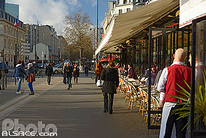 Photo : Boulevard Diderot, Paris (75012)