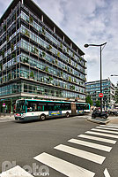 Avenue de France, ZAC Paris Rive Gauche, Paris (75013)