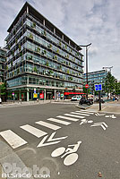 Photo : Avenue de France, ZAC Paris Rive Gauche, Paris (75013)