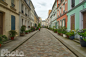 Photo : Rue Crémieux, Paris (75012)