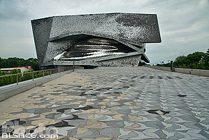 Photo : Philharmonie de Paris, Parc de la Villette, Paris (75019), Ile-de-France, France