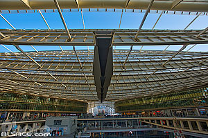 Photo : Canopée des Halles, Paris (75001), Ile-de-France, France