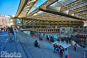 Photo : Canopée des Halles, Paris (75001)
