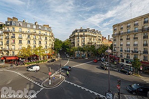 Photo : Place Balard, Paris (75015)