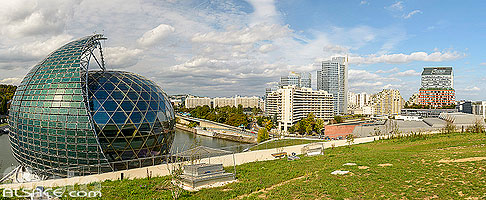Photos de Boulogne-Billancourt en Ile-de-France, France