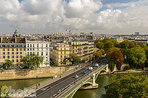 Photo : Pont de Sully, Paris (75005)