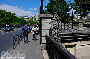 Photo : Rue Caulaincourt, Paris (75)