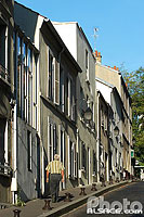 Photo : Rue Buot, Quartier de la Butte aux Cailles, Paris (75)